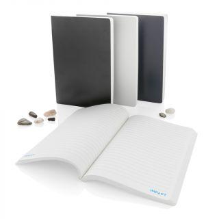 Impact Softcover A5 Notizbuch mit Steinpapier